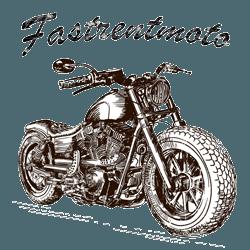 Логотип FastRentMoto